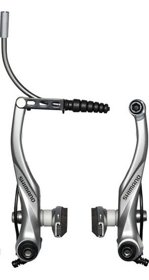 Shimano BR-T4010 Velg remklauwen achterwiel zilver